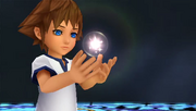 Ventus' Hearts Meging with Sora's