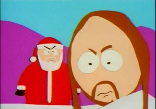 Temporada 0x2 South Park  El Espíritu de la Navidad - Jesús vs. Santa