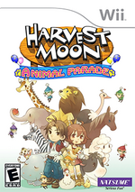 Harvest Moon - Animal Parade Coverart