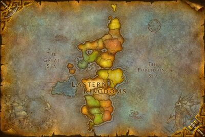 WorldMap-Azeroth