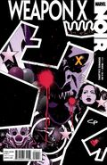 Weapon X Noir Vol 1 1