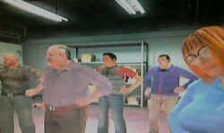 Dead Rising Purple Room survivors