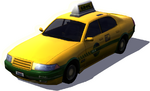 S3 car taxi