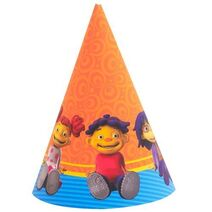 Sid the Science Kid Cone Hats (8)