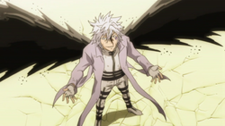 Byakuran's Black Wings