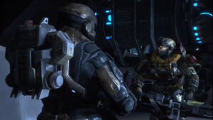 Haloreach - Reentry Unit
