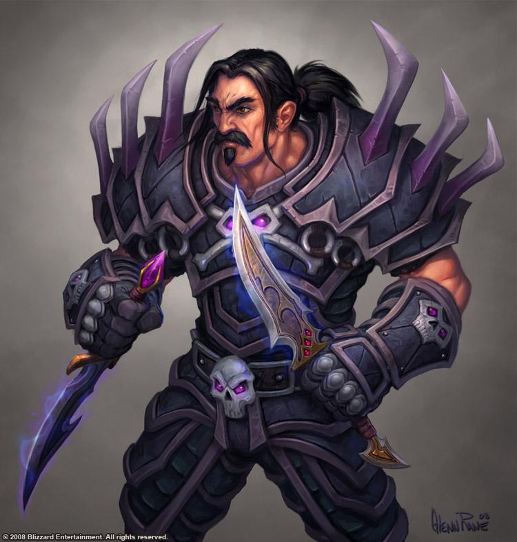 Ветераны World of Warcraft хорошо знакомы с классом разбойника, они не