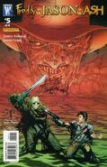 Freddy vs Jason vs Ash Vol 1 5