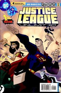 Justice League Unlimited Vol 1 1