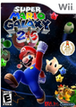 Super Mario Galaxy 2.5 Wii Boxart