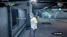Dead rising 2 Deynce escorting back (5)