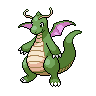 Dragonite NB variocolor