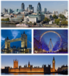 Collage of London