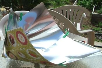 Copenhagen Solar Cooker Light 1