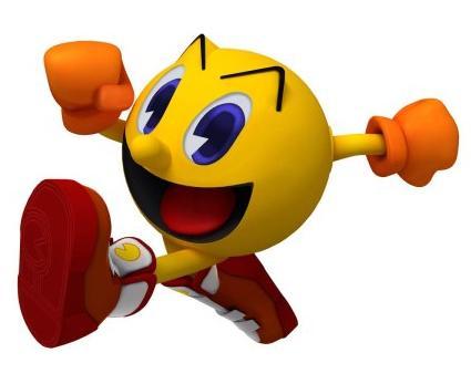 Feliz cumpleaños Cloroso, Risis y TD! [♫] Pacman