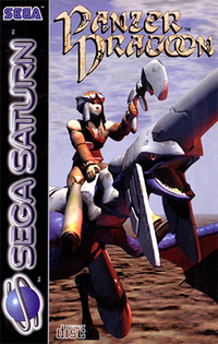 Panzer Dragoon (Game) image