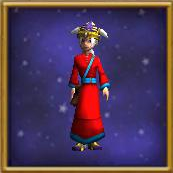 Robe Cleric&#39;s Vestment Female