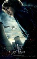 DH Part 1 Filmposter - Ron