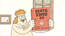 Deathkwondobook