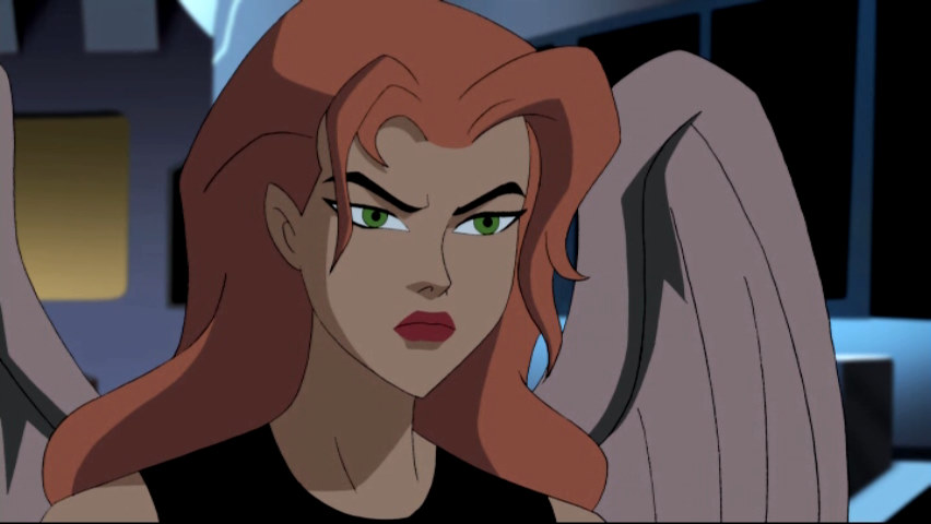 Hawkgirl Images - Teen Titans Fanon - 52.2KB