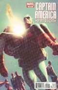 Captain America Patriot Vol 1 2