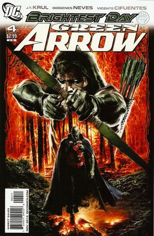 Cover for Green Arrow #4