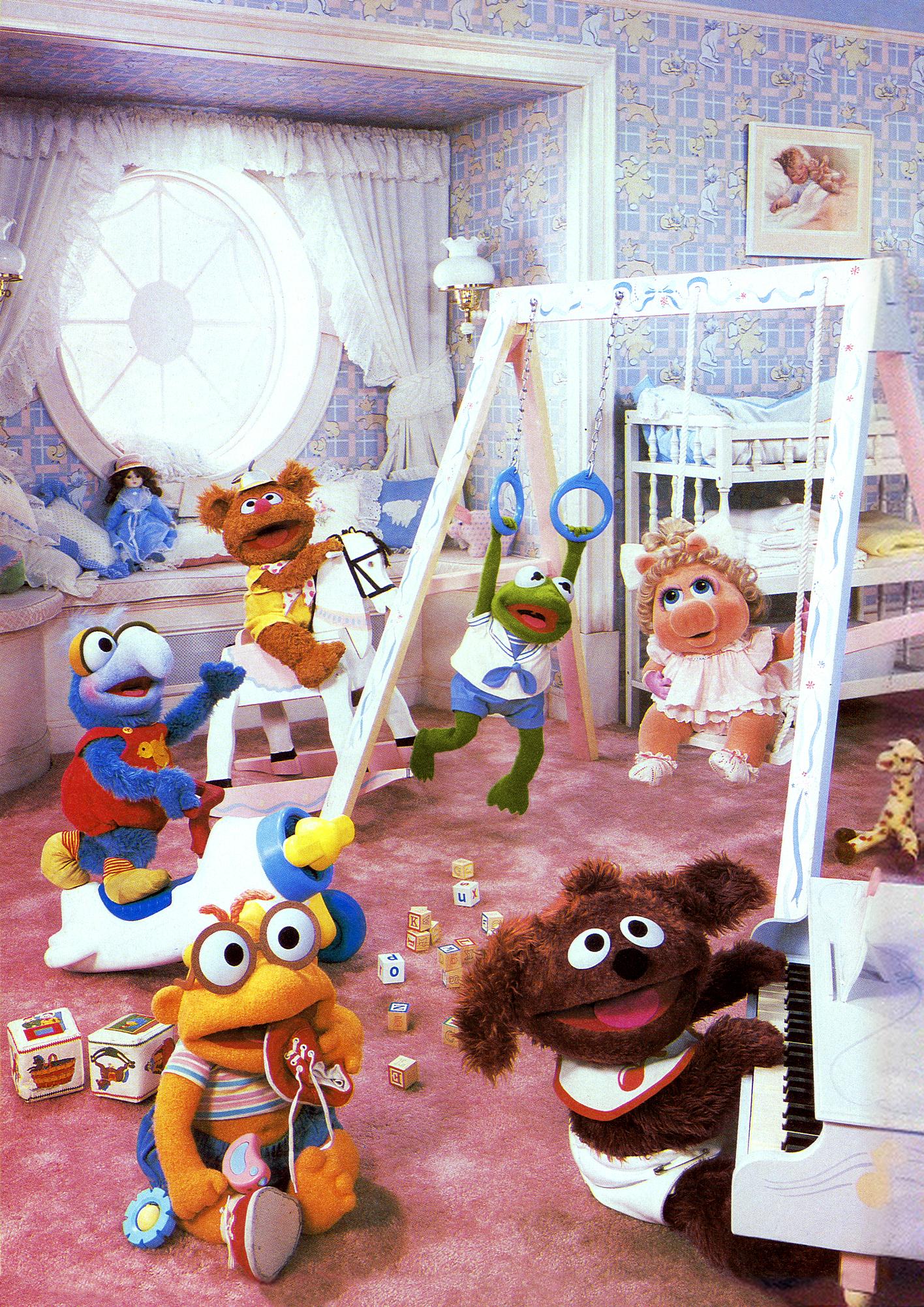 muppet babies puppets muppet wiki