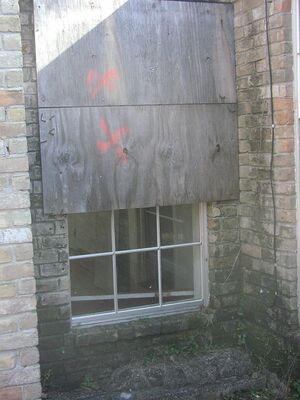 Abandonedwindow