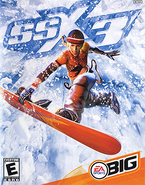 SSX 3 Coverart