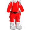Red Alien Costume-icon