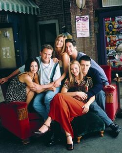 Friends cast s6
