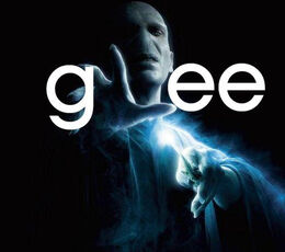 Voldemort on Glee