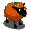 Pumpkin Sheep-icon