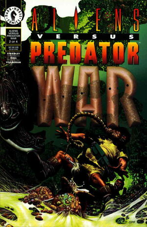 Aliens vs. Predator War Vol 1 2
