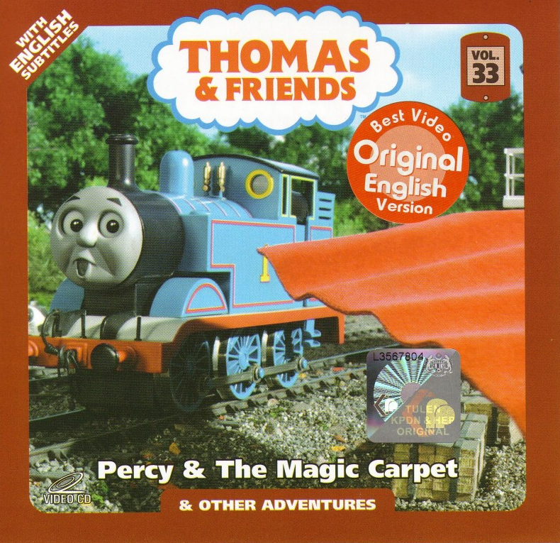 Percy And The Magic Carpet And Other Adventures Thomas