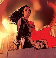 Lois Lane (New Earth) 001