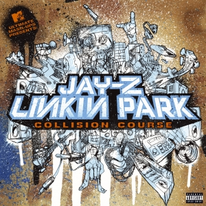 Linkin Park - 00 - Collision Course (ft. Jay-Z) FRONT