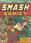 Smash Comics Vol 1 13
