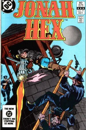 Cover for Jonah Hex #77