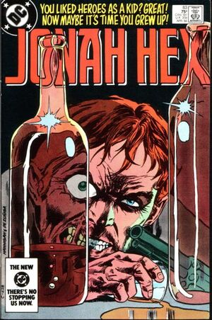 Cover for Jonah Hex #83
