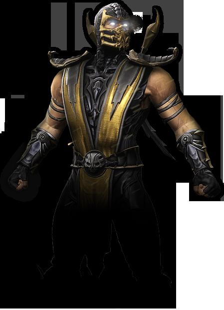 Megapost = Scorpion - Toda su vida en Mortal Kombat !!!
