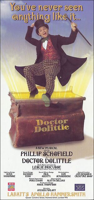 Dr dolittle uk flyer