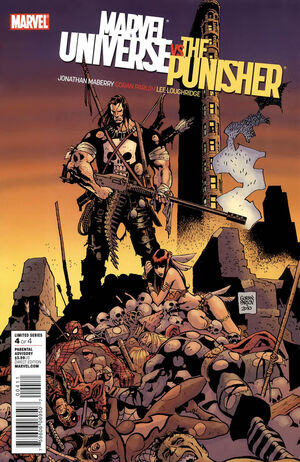 Marvel Universe Vs. The Punisher Vol 1 4