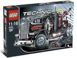 Буксировщик Lego Technic (лего 8285)