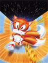 Sonic Hedgehog 2 - Artwork - (3)