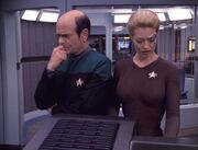 MHN und Seven of Nine