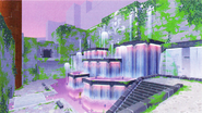 Radiant Garden Fountains