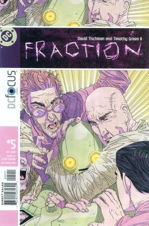 Cover for Fraction #5