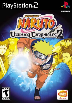 Uzumaki Chronicles 2
