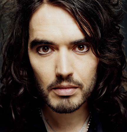 russell brand on how to change